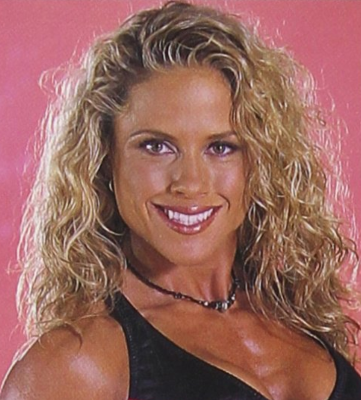 MONICA BRANT has been a GODDESS for me since 1995